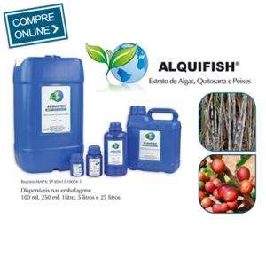 Fertilizante alquifish. aminoácido para plantas. ativador do metabolismo